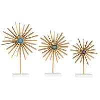 Sterling Cruzada Decorative Stands in Gold 3129-1137/S3