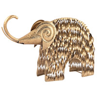 Sterling 3138-199 Signature 17 X 11 inch Mammoth Sculpture