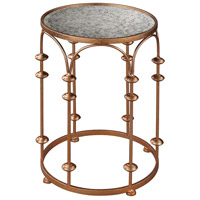 Sterling Heavy Metal Copper Arch Accent Table 3138-254