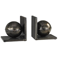 Sterling Fugue Bookend in Holmes Bronze 3138-260/S2