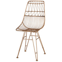 Sterling Jette Chair in Rose Gold 3138-266