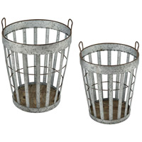Sterling 3138-415/S2 Applejack 18 X 14 inch Baskets, Set of 2