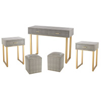 Beaufort Gold & Grey Furniture Set