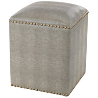 Sterling Beaufort Bench in Grey 3169-025O