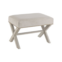 Sterling Lenox Hill Bench in Cream 3169-027