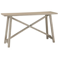 Driftwood 55 X 16 inch Grey Washed Driftwood Console Table