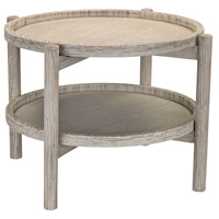 Driftwood 23 inch Grey Washed Driftwood Accent Table