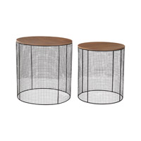 Sterling Signature Wire Side Tables 3200-027/S2