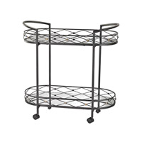 Sterling Signature Bronze Bar Cart 3200-029