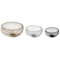 Sterling Spin Bowls in Gold, Silver, Black 3200-073/S3