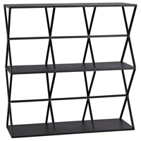 Sterling 3200-079 Triax 36 X 35 X 12 inch Black Shelf