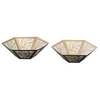 Sterling 3200-082/S2 Alke 18 X 5 inch Bowls, Set of 2