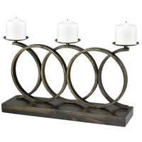 Spirolette 23 X 12 inch Candle Holder