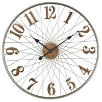 Sterling 3205-003 Moriarty 27 X 27 inch Wall Clock