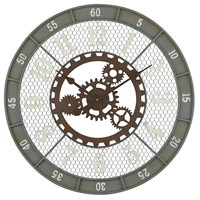 Sterling 3205-004 Roadshow 27 X 27 inch Wall Clock