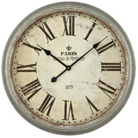 Sterling 3205-008 Chateau De Montautre 24 X 24 inch Wall Clock