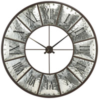 Queen And Country 47 X 47 inch Wall Clock
