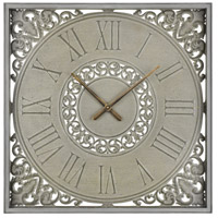 Nouvelle Orleans 32 X 32 inch Wall Clock
