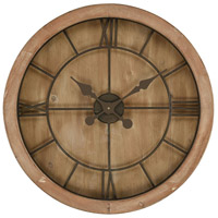 Sterling 3215-002 Boulder Springs 24 X 24 inch Wall Clock