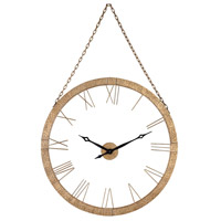 Sterling 326-8721 Geri 36 X 36 inch Wall Clock