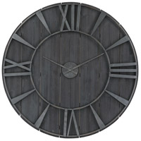 Cape Verde Restoration Black Wall Clock