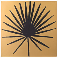 Signature Gold & Black Wall Décor