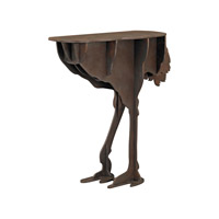 Signature 29 X 12 inch Brown Console