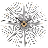 Sterling 351-10230 Shockfront 36 X 36 inch Wall Clock