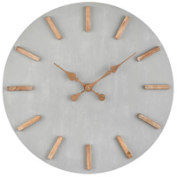 French Lick 24 X 24 inch Wall Clock