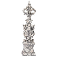 Sterling 387-010 Restoration Aged Plaster Decorative Finials