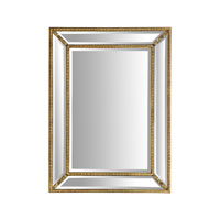 Sterling Industries Beverly Foyer Mirror in Gold Leaf 40-3214M