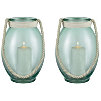 Laguna 13 X 9 inch Candle Holders, Set of 2