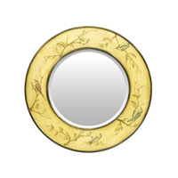Sterling Home Round Aviary Mirror 43-3931M