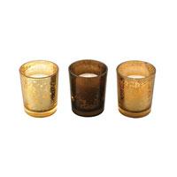 Sterling Industries Set of 3 Votives 47-1562 photo thumbnail