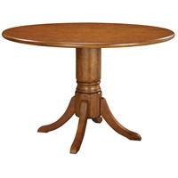 Amanda Natural Stain Dinette Table Set