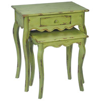 Sterling Industries Set of 2 Verde Stacking Tables 51-0021 photo thumbnail