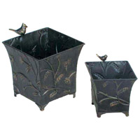 Sterling 51-0031 Bird & Wheat Planter