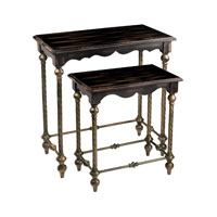 Sterling Industries Set of 2 Austin Stacking Side Tables 51-0088