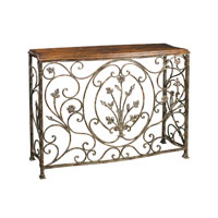 Sterling Industries Floral Scroll Console 51-0673