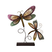 Sterling Industries Butterfly Free Standing Accessory Decorative Accessory in Galeno 51-10017