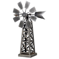 Sterling Industries Industrial Wind Mill Accessory Decorative Accessory in Lead 51-10032 photo thumbnail