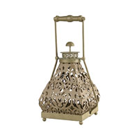 Sterling Industries Hurricane Lantern in Cottage Clay 51-10068