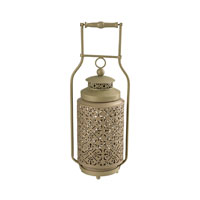 Sterling Industries Hurricane Lantern in Cottage Clay 51-10069