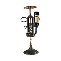 Sterling Bordeaux Wine Rack in Mayfield Bronze 51-10088