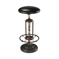 Sterling Bordeaux Stool in Mayfield Bronze 51-10090