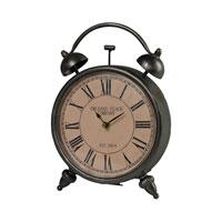 Sterling Signature Desk Clock in Beacon Bronze 51-10098