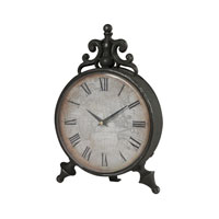 Signature 14 X 3 inch Desk Clock