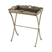 Sterling Signature Accent Table in Antique Cream 51-10100