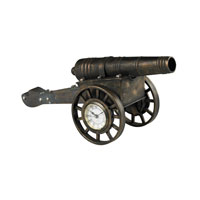 Cannon 8 X 6 inch Desk Clock
