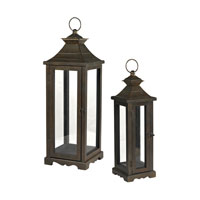 Sterling Signature Lantern in Hazelnut Bronze 51-10110/S2